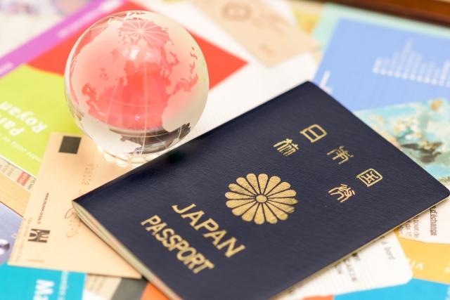 海外旅行-イメージ