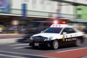 警察による行方不明者捜索-イメージ